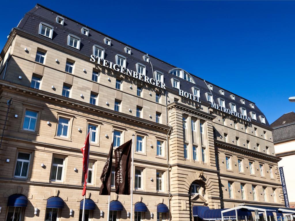 Steigenberger Hotel Metropolitan #1