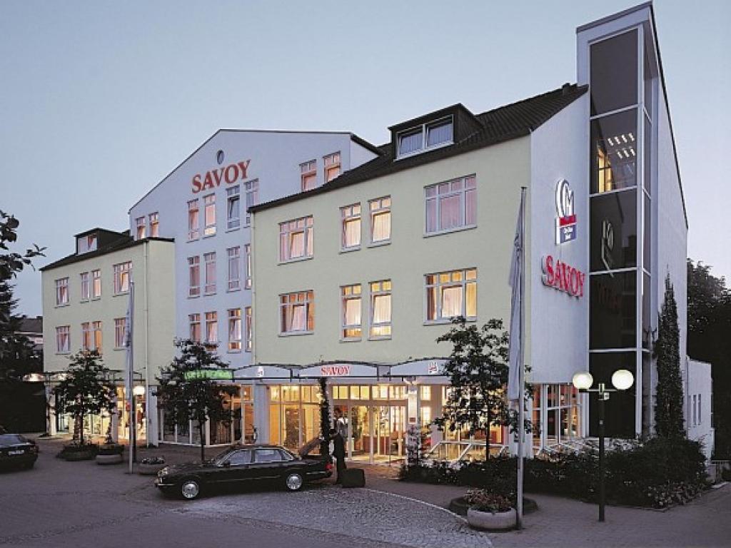 CM CityClass Hotel Savoy #1
