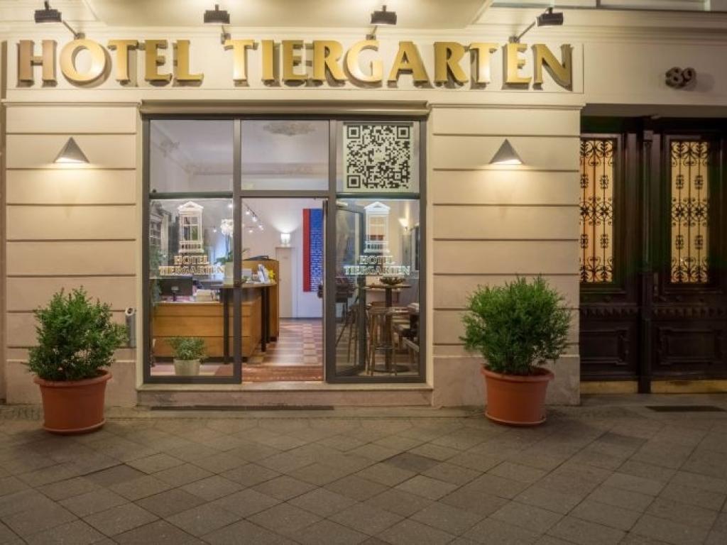 Hotel Tiergarten Berlin #1
