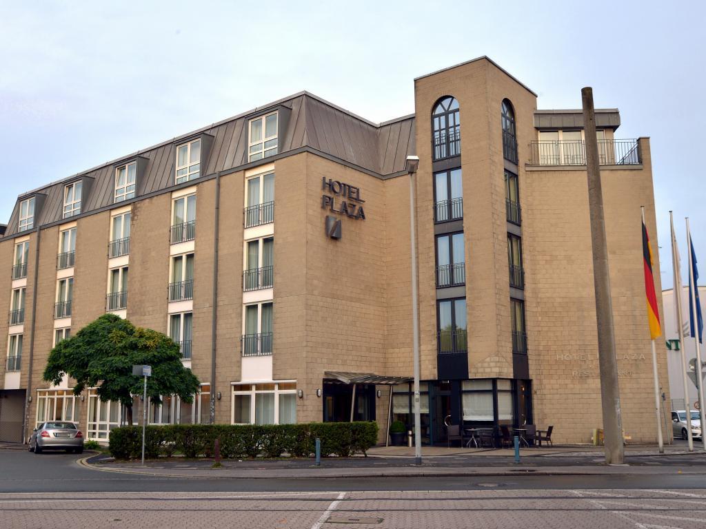 Hotel Plaza #1