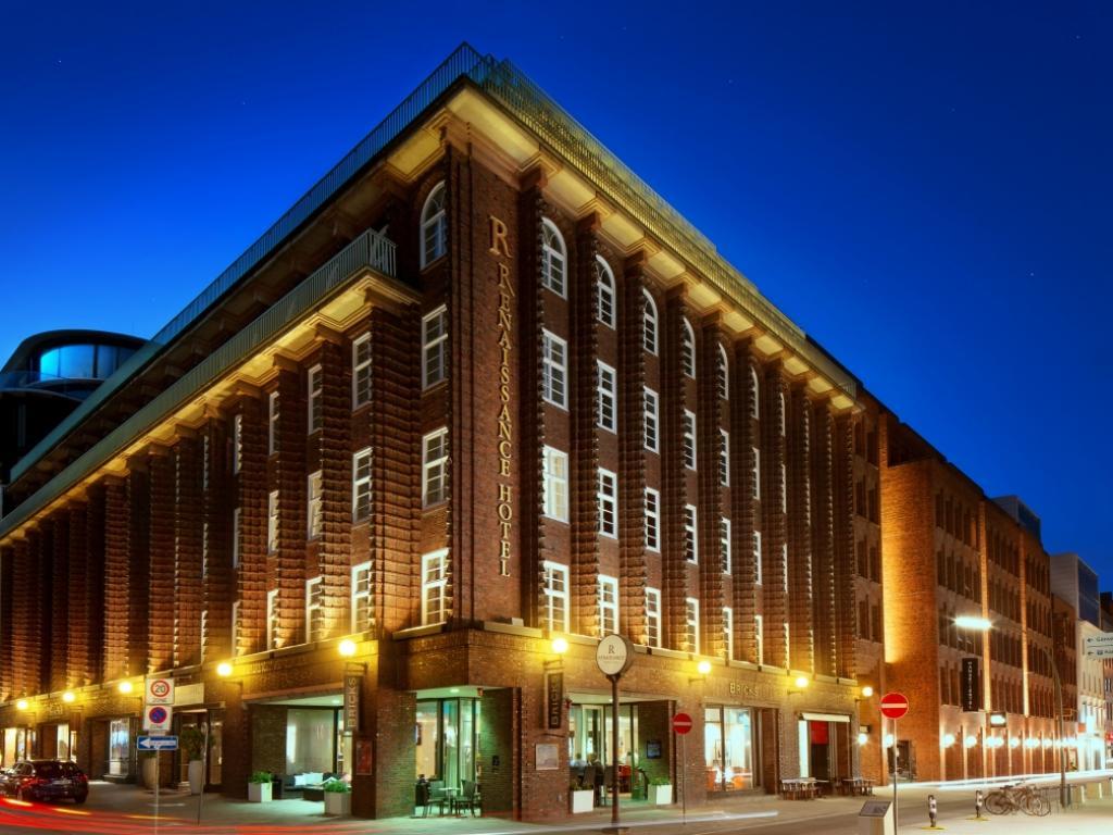 Renaissance Hamburg Hotel #1