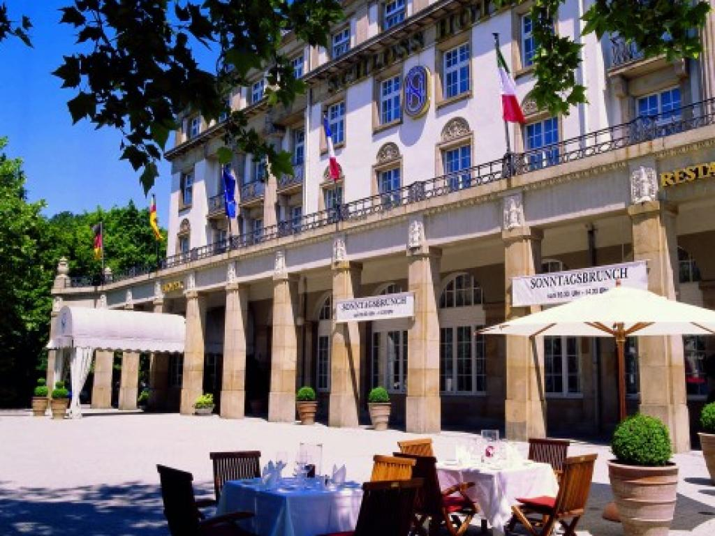 Schlosshotel Karlsruhe #1