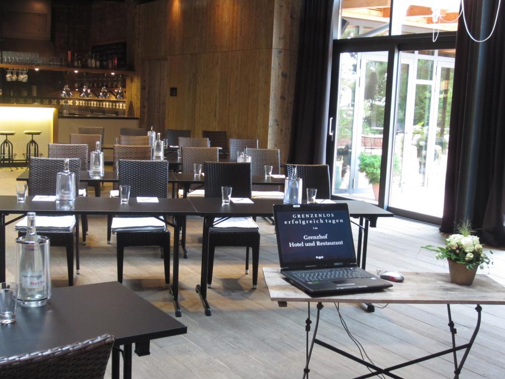 Grenzhof Hotel Restaurant
