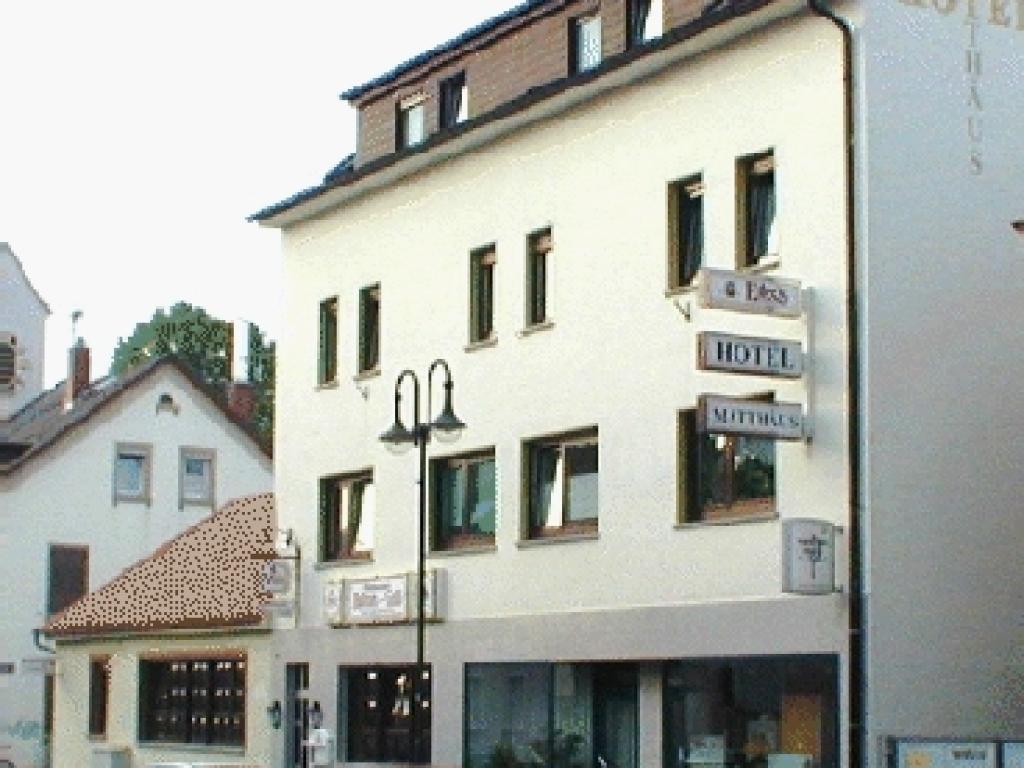 Hotel Matthäus #1