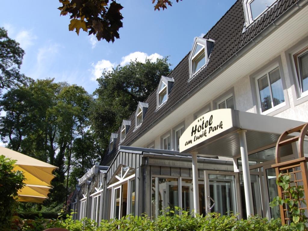 Hotel am Lunik Park #1
