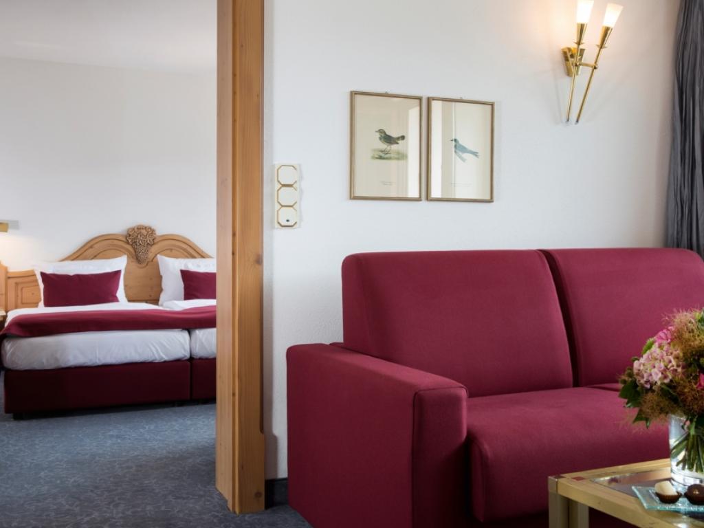 Hotel Traube Tonbach- Renovierung der Gaststube nach Brand bis 23.01.2020
