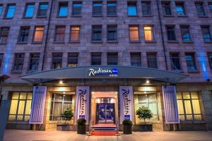 Tagungshotel Radisson Blu Hotel, Bremen