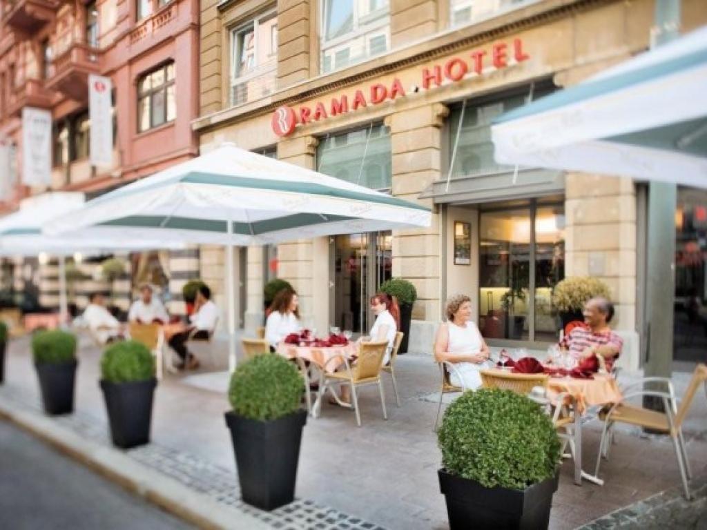 Ramada Hotel Frankfurt City Center & Financial District
