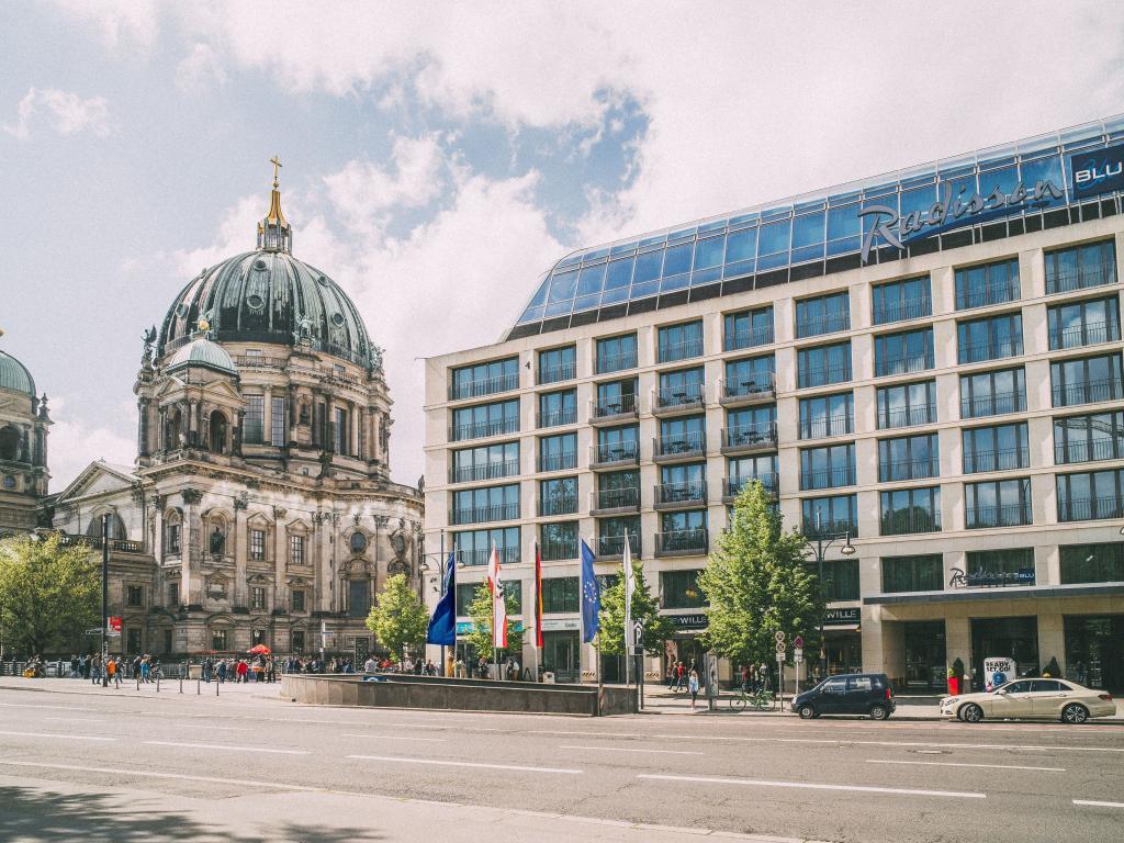 Radisson Blu Hotel, Berlin #1