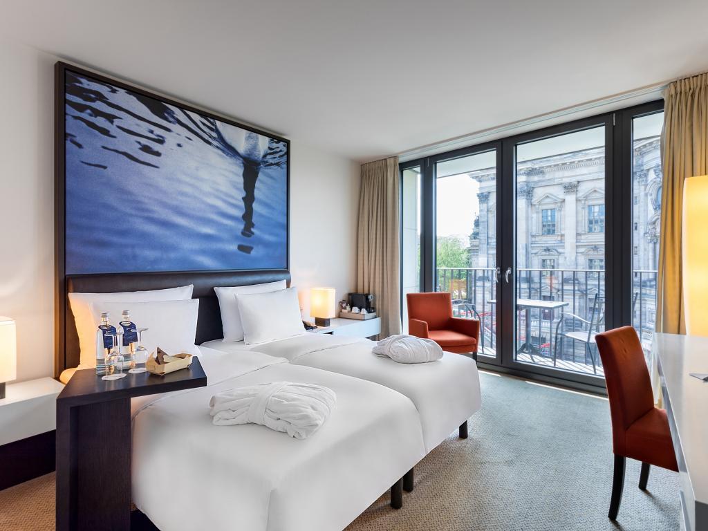 Radisson Blu Hotel, Berlin