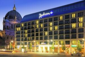 Tagungshotel Radisson Blu Hotel Berlin