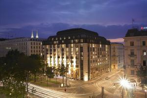 Tagungshotel Hilton Vienna Plaza