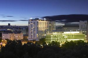 Tagungshotel Hilton Vienna