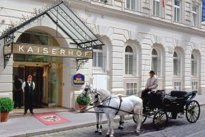 Tagungshotel Best Western Premier Kaiserhof  Wien