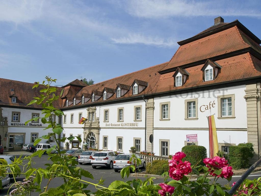Historikhotel Klosterbräu Landidyll #1