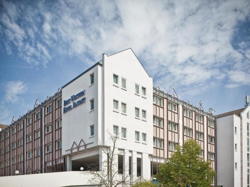 BEST WESTERN Hotel Rastatt #1