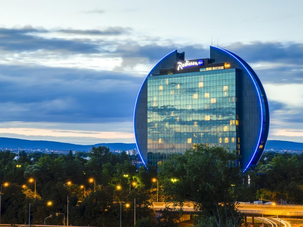 Radisson Blu Hotel, Frankfurt #1