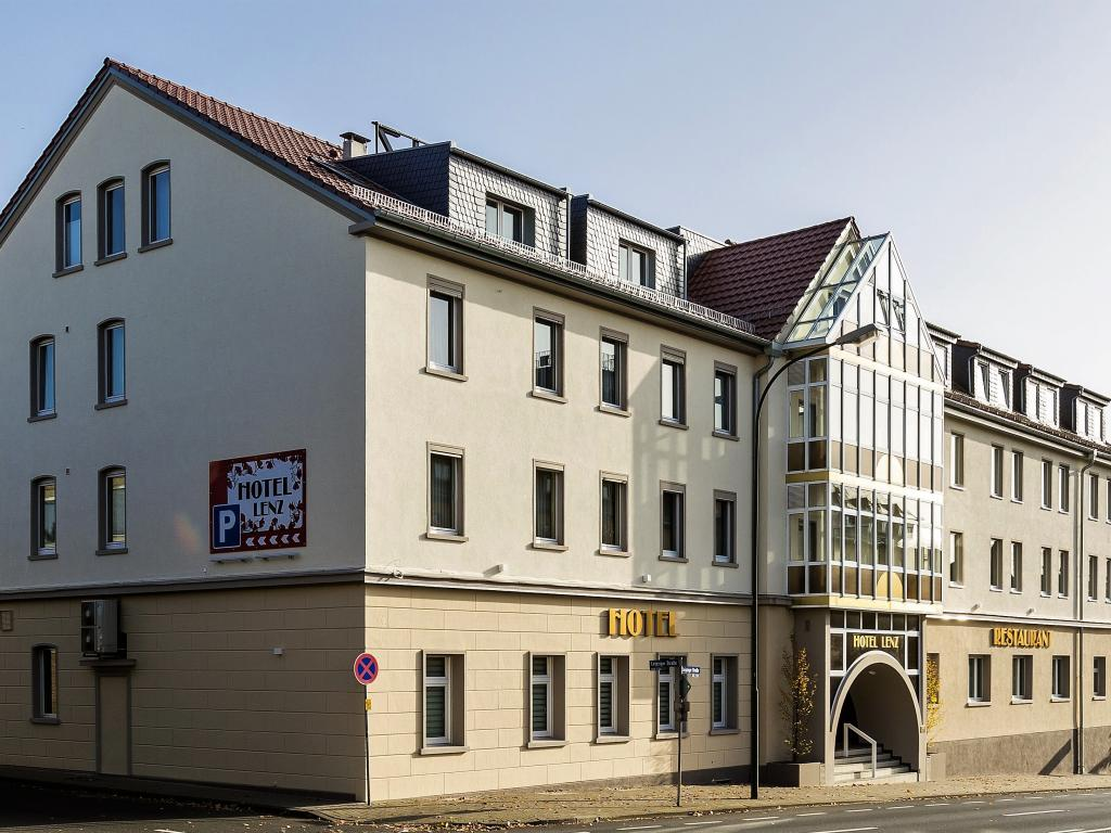 City Partner Hotel Lenz