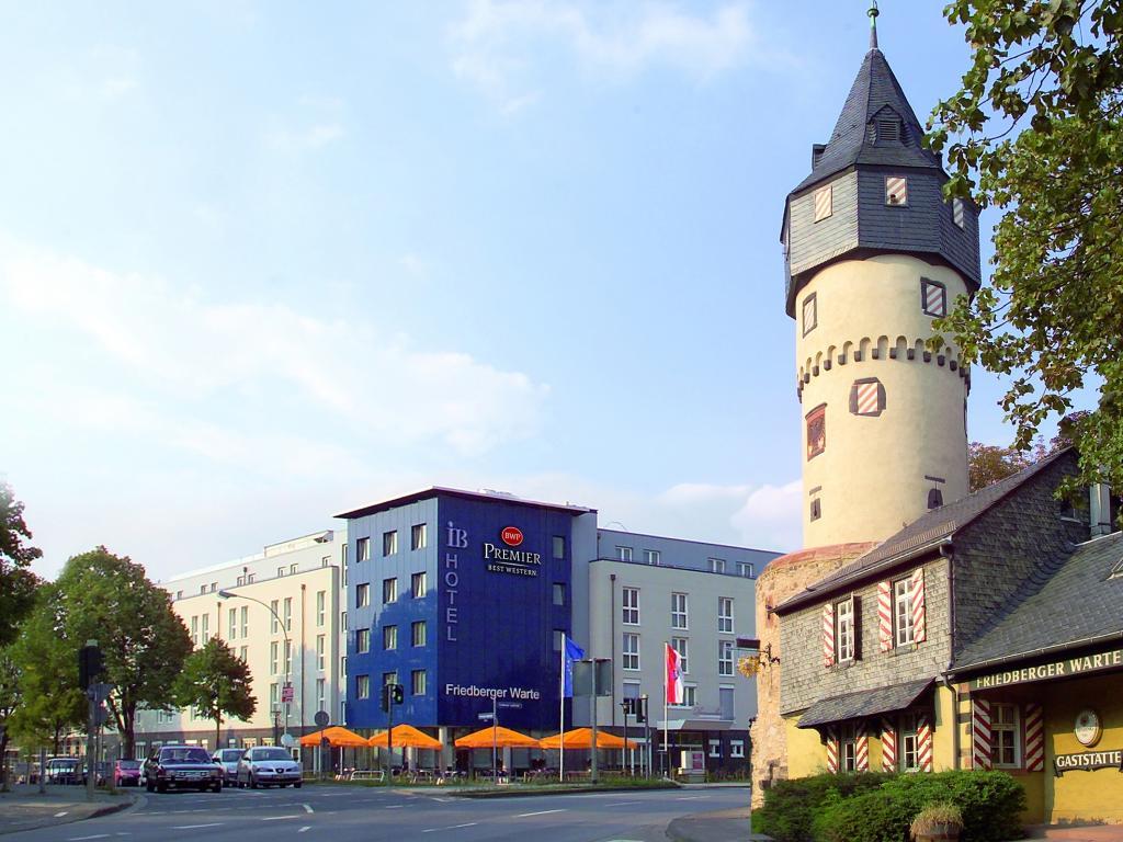 Best Western Premier IB Hotel Friedberger Warte #1