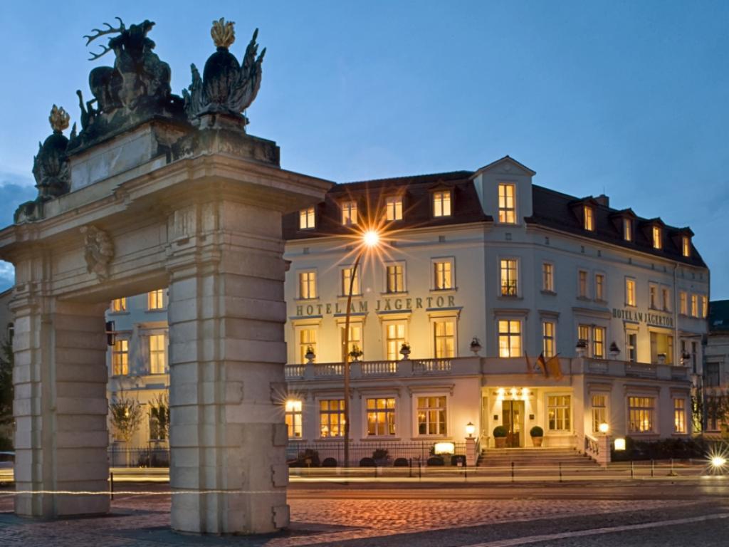 Hotel Am Jägertor #1