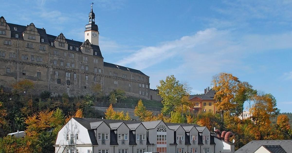 Hotels In Greiz