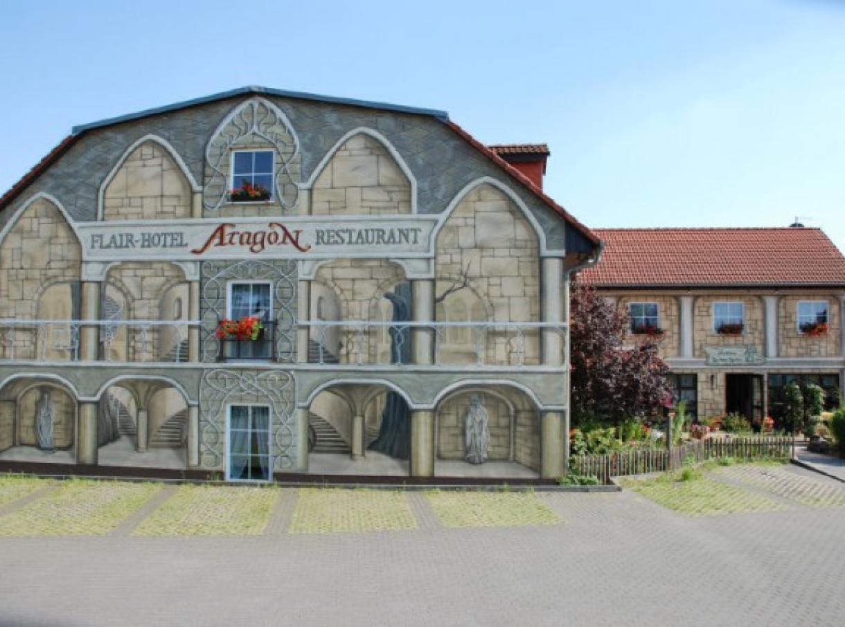 Hotel Aragon Tagungshotel In Ahrensfelde Blumberg Aloom
