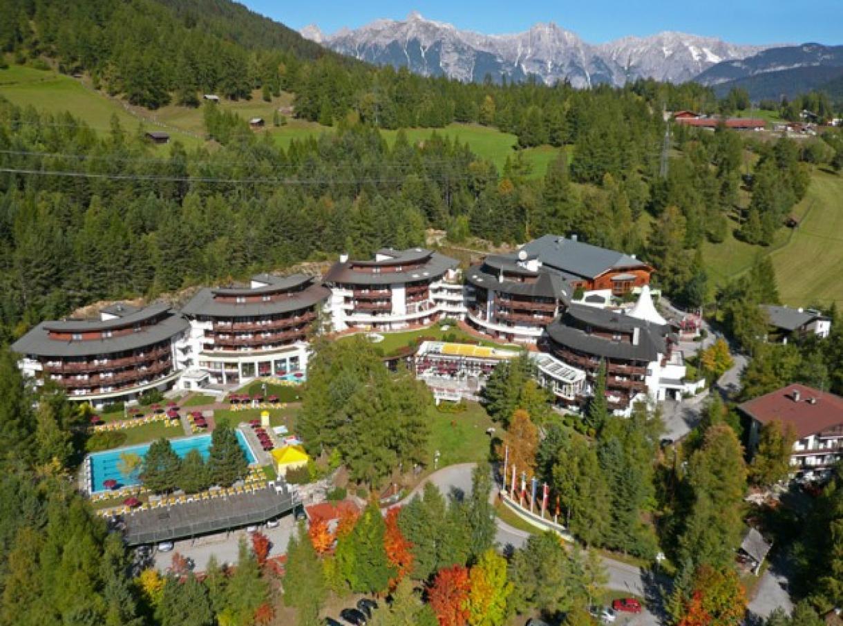 Info Hotel Alpenkoenig De