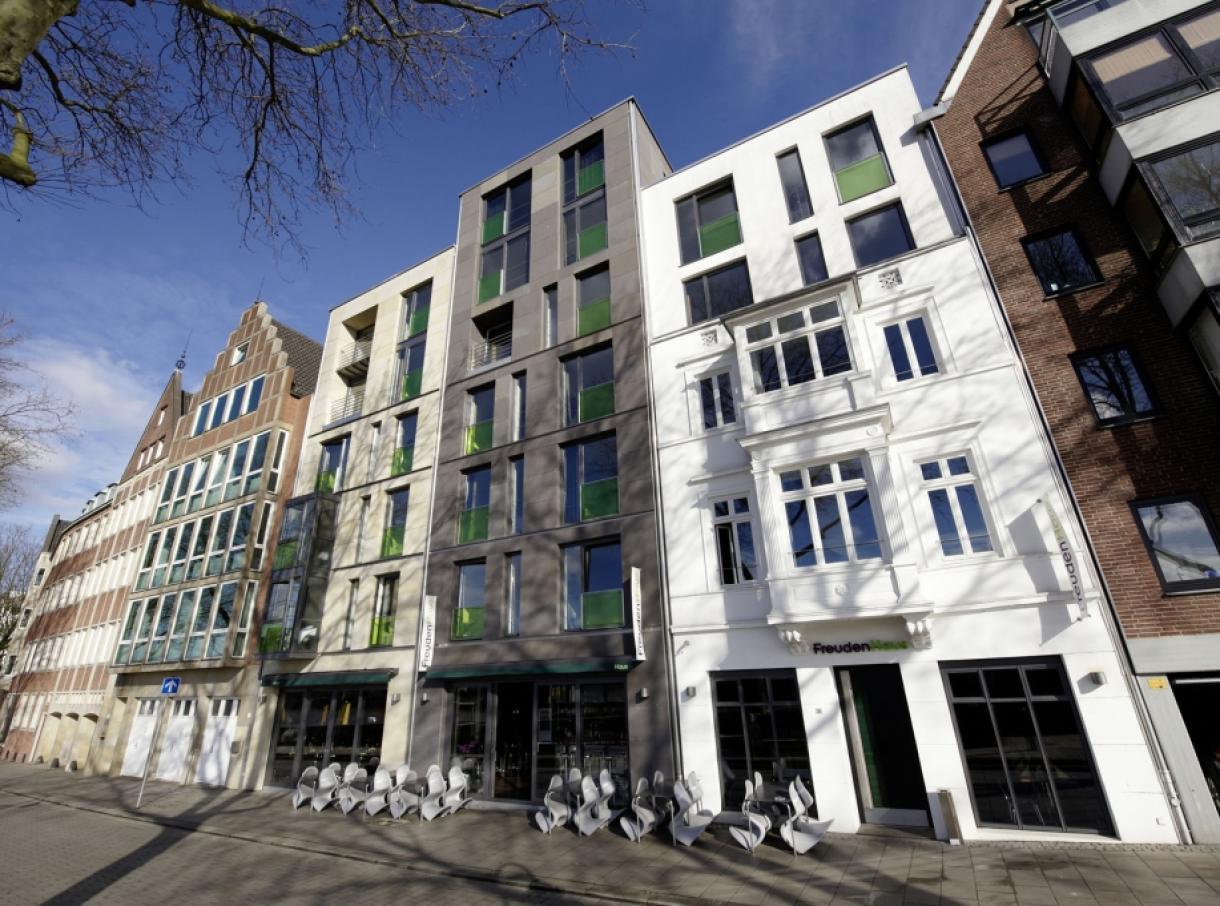 Designhotel ÜberFluss - Tagungshotel in Bremen - ALOOM