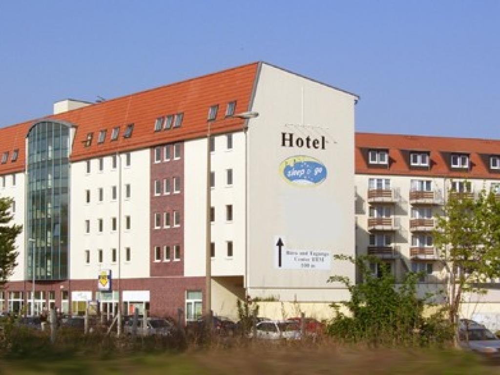 City Hotel Magdeburg Hbf