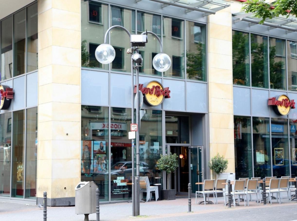 Hard Rock Cafe Köln Location In Köln Aloom
