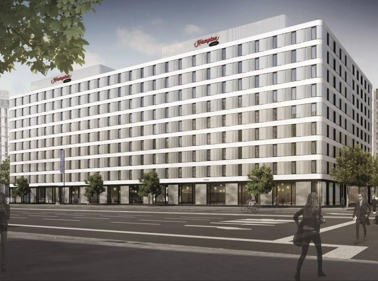 Hampton By Hilton Berlin City Centre Alexanderplatz Tagungshotel