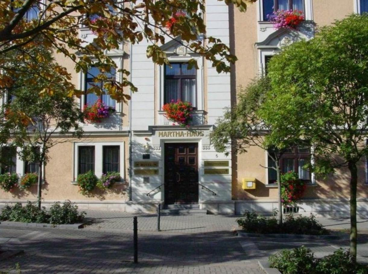 Marthahaus Tagungshotel In Halle Saale Aloom