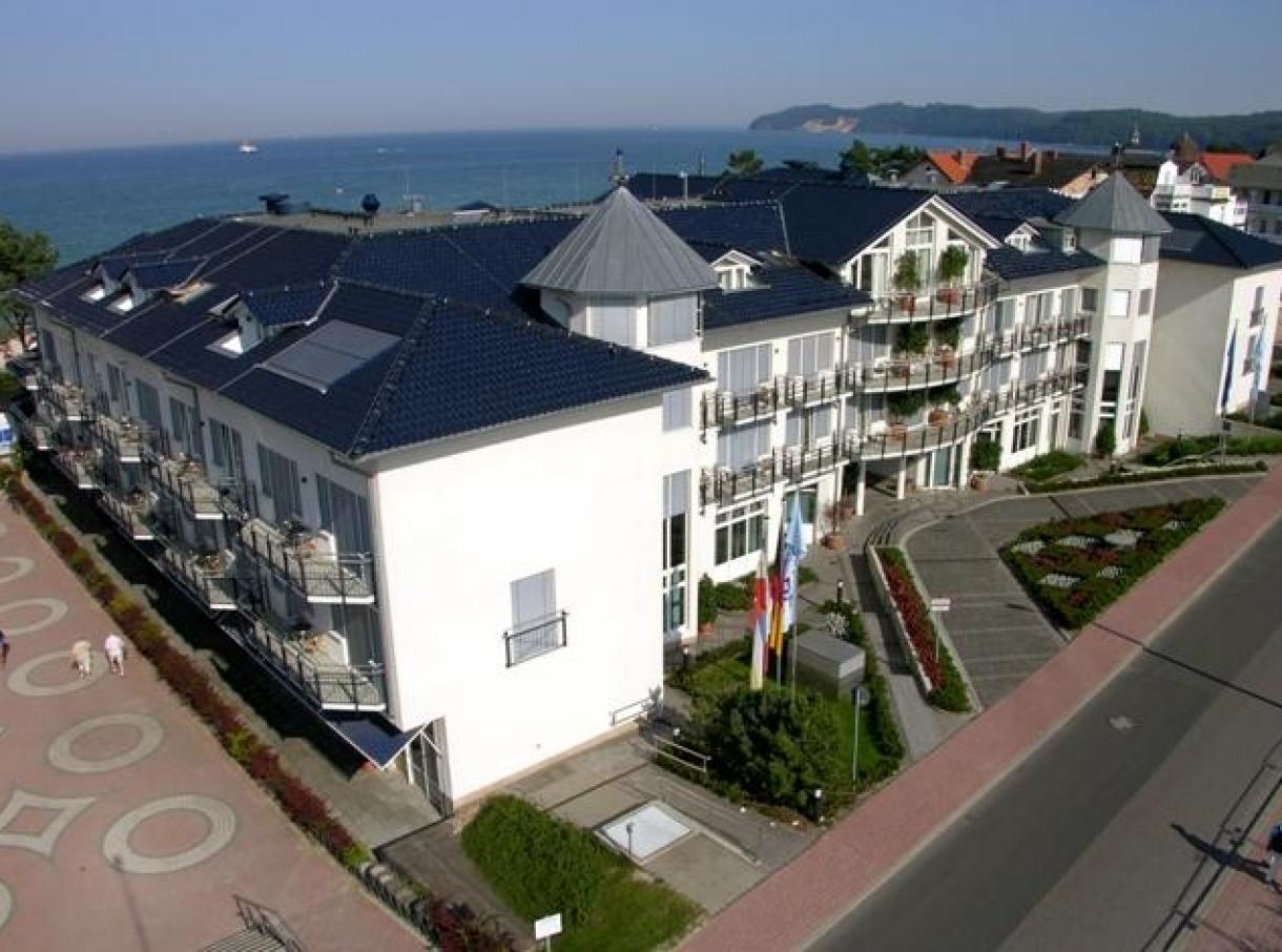 Dorint Strandhotel Binz Rugen Tagungshotel In Ostseebad Binz Aloom