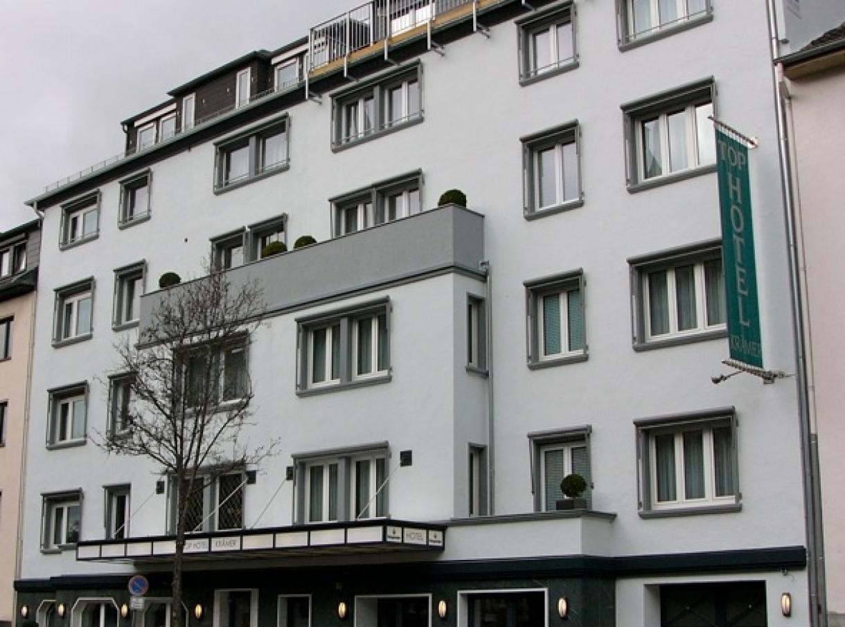 City Partner Top Hotel Kramer Tagungshotel In Koblenz Aloom