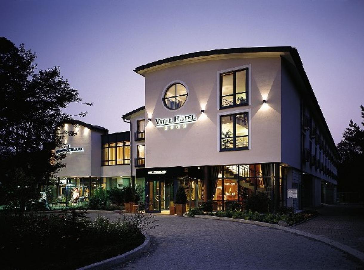 Vital Hotel Schwimmbadstr   Bad Lippspringe